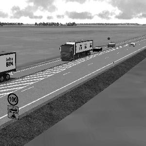 Highway nr 2 (km 128-135)