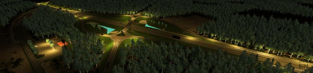 Highway nr 2 (km 40-68)