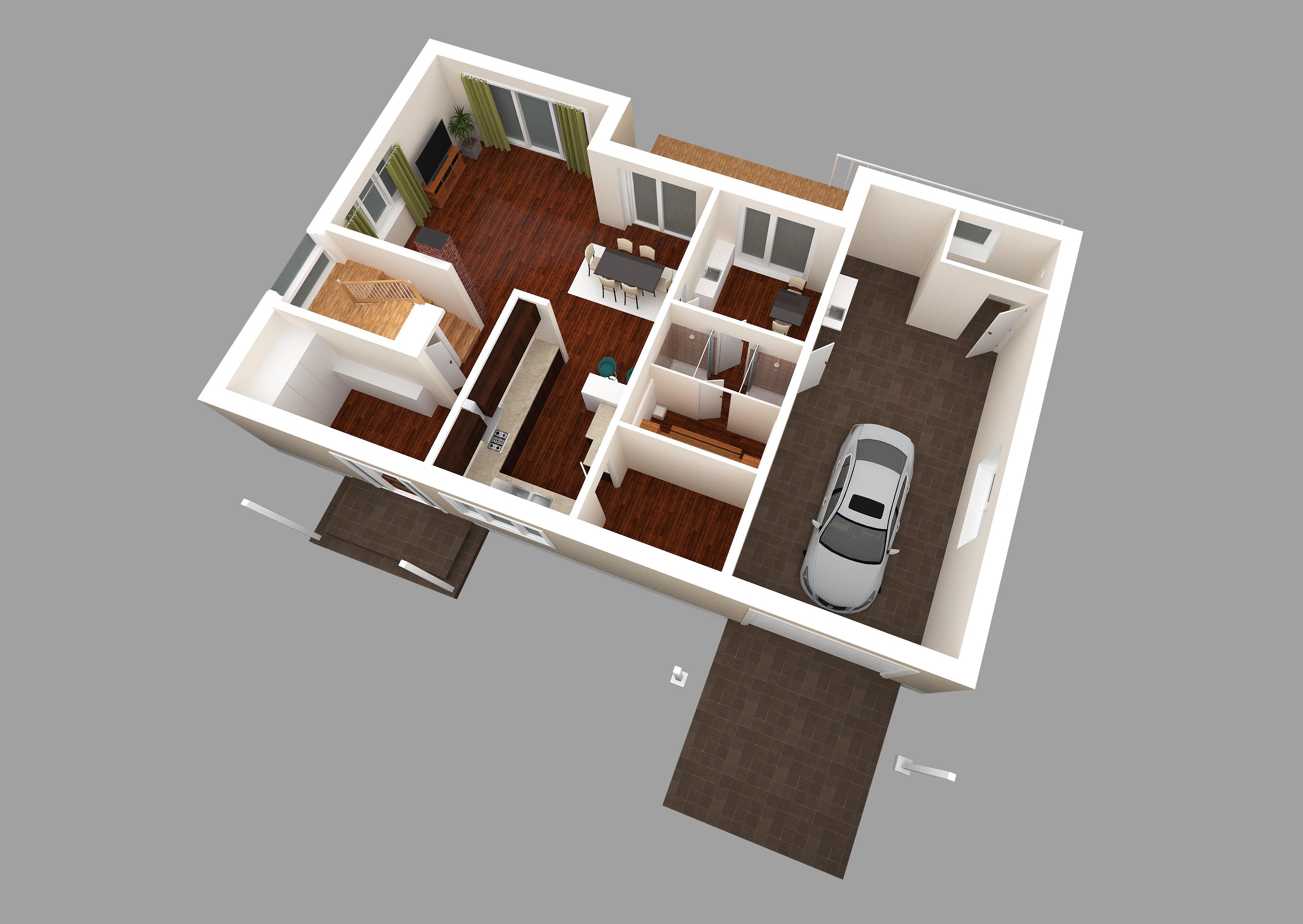 Single-family house 1