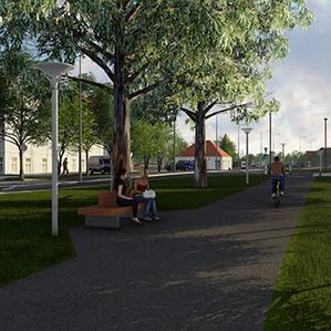 Vana-Pirita road reconstruction